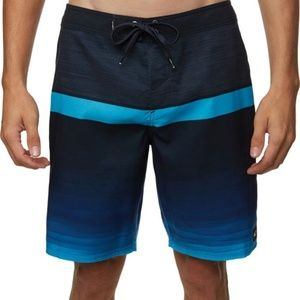 "NWT O'Neil Blue ""Rip Tide"" Board Shorts"